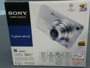 Sony Digicam Fotoapparat 14 Megapixel