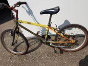 jungend-Fahrrad