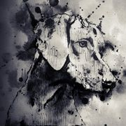 Einzigartige Geschenk Idee INK Portrait