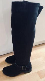 Sexy neuwertige ANNA FIELD Overknees