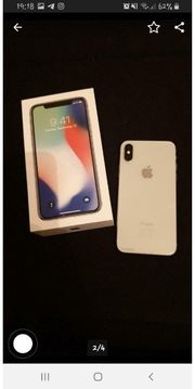 I Phone X Weiß