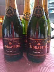 6 Flaschen Champagne Drappier 2005