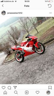 cagiva mito 125 7gang offen