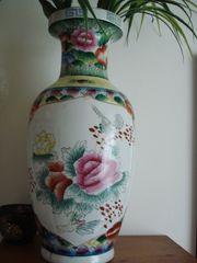 Chinesische Vase Porzellan