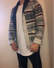 Review Cardigan Gr M