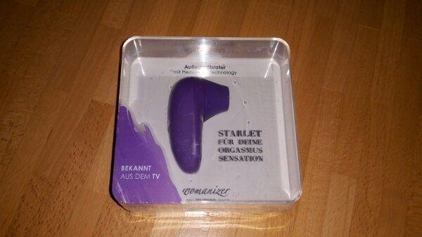 Womanizer Starlet Auflegvibrator Vibrator Damen