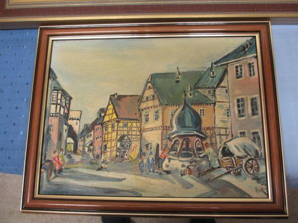 Selbstgemaltes altes Bild abzugeben! in Bad Dürkheim - Kunst ...
