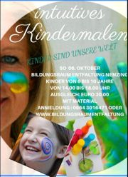 Intuitives Malen für Kinder