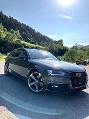 Audi A4 quattro S-line 2