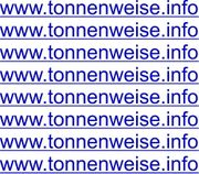 Tonnenweise Info Internet-Domain www tonnenweise