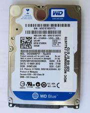 Festplatte Western Digital WDC WD3200BPVT-75JJ5T0