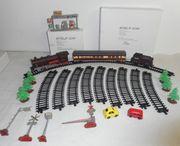 Kindereisenbahn - Eisenbahn Set mit Zubehör