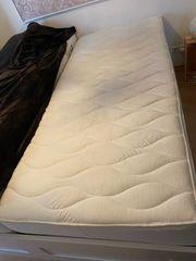 7 Zonen Tonnentaschenfederkern Matratze mit