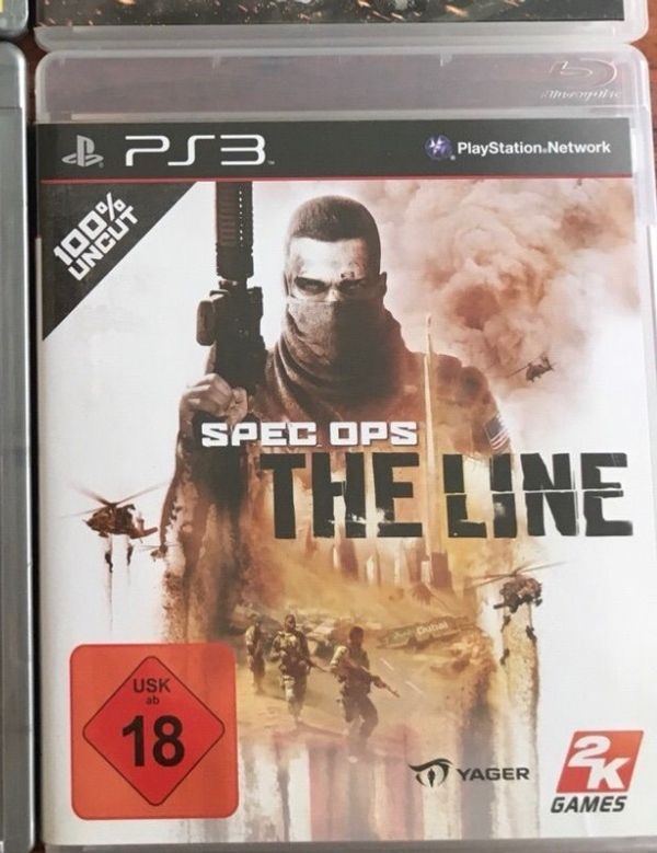 Spec Ops The Line 100