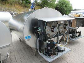 Bild 4 - Milchkühltank Milchtank mit 3000 Liter - - Marienheide
