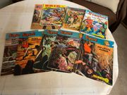 Comics aus den 1960ern Jahren