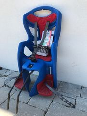 Fahrradsitz für Kinder - Bellini Pepe