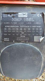 Betonmischer HM P 165 L