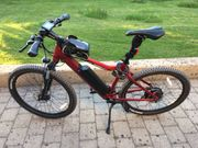 500 Watt Mountain Ebike zu