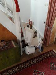 Treppenlift gebraucht - guter Zustand