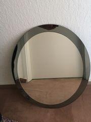 Badezimmerspiegel Oval neuwertig
