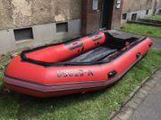 Schlauchboot mit Suzuki Motor Inkl