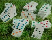 Jumbo Dominosteine 2 x vorhanden -