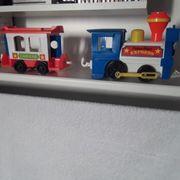 Spielzeug Eisenbahn Fisher Price