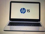 HP Notebook weiß 15 6
