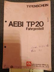 Aebi TP20