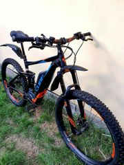E-Bike Mountainbike Fully - CUBE Stereo