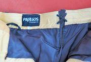 Preis gesenkt echte PAULGOS-Lederhose Größe
