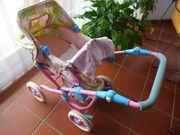 Spielzeug Kinderwagen einschließlich Roller