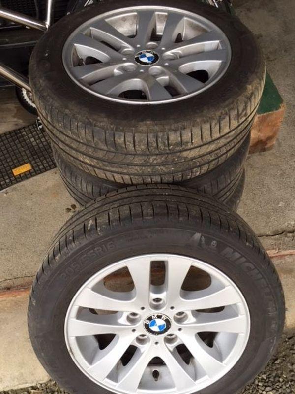 Alu - Räder für BMW E -