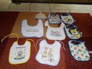 Babylätzchen zu verkaufen