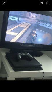 PlayStation 4 mit Zehn Spiele