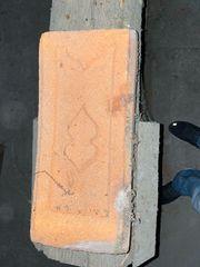 alte antike Ziegelsteine