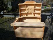 Kaufladen Holz 3-teilig