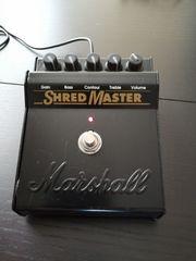 Bodeneffektgerät Marshall Shred Master Verzerrerpedal