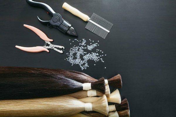 Rebonding Service Haarverlängerung