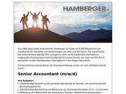 Senior Accountant m w d