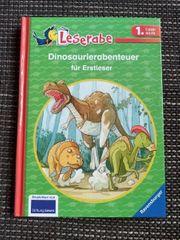 Dinosaurier Abenteuer Leserabe Erstleser Geschichten