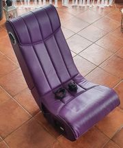 Soundchair - Gamingsessel - Lautsprecher Sessel
