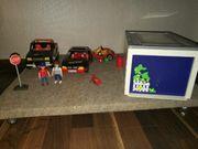 Playmobil Garage mit Zubehör