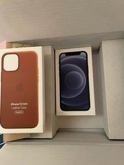 Apple iPhone 12 Mini schwarz