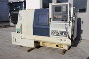 CNC Drehmaschine Spinner TC 46 -