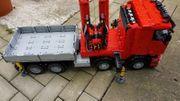 Lego Crane Truck MOC 8200