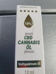 CBD Öl 12 ml Orange