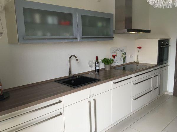 Nolte Küchenzeile mit Elektrogeräten