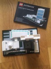 Lego Architecture 21018 - UN Hauptquartier